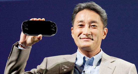 Sony назвала дату выпуска PlayStation Vita в Японии