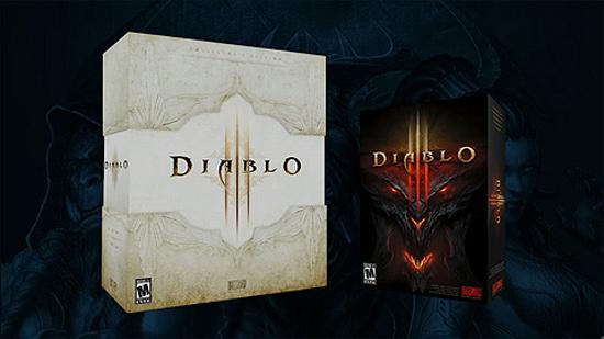 Внешний вид коллекционного издания Diablo III