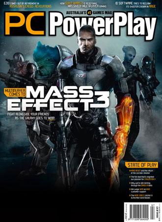 Обложка журнала PC PowerPlay