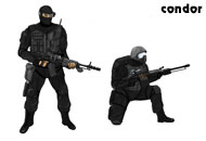 Работа пользователя condor