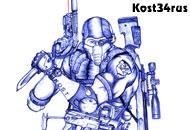 Работа пользователя Kost34rus