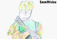 Работа пользователя SamNicko