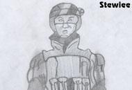 Работа пользователя Stewiee