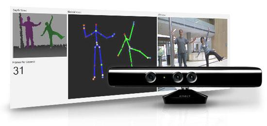 Kinect под Windows в 2012 году