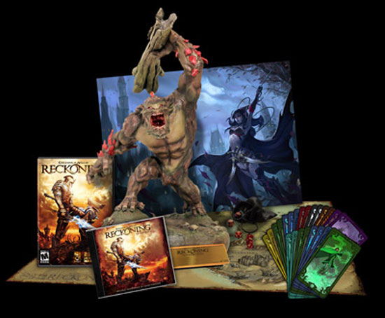Kingdoms of Amalur: Reckoning - Collector Edition