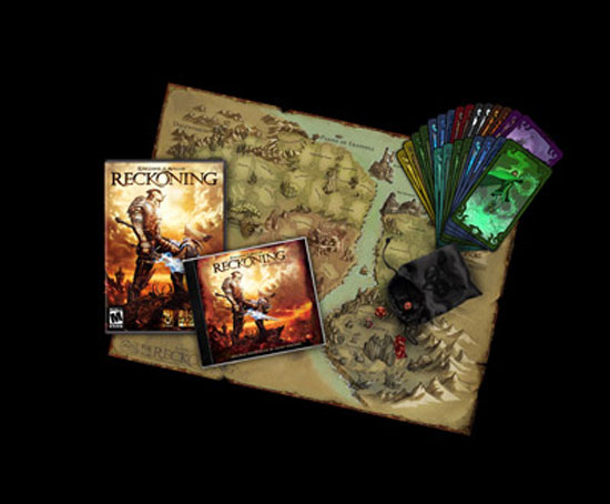 Kingdoms of Amalur: Reckoning - Special Edition