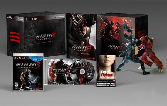 Ninja Gaiden 3 Collector Edition