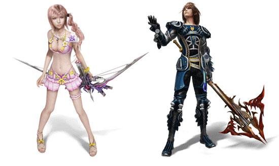 DLC костюмы Beachwear и Spacetime Guardian