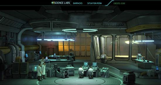 Science Labs (Научные лаборатории)