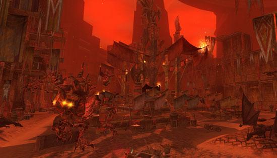 В поисках Храма Неба - новое дополнение для EverQuest II: Destiny of Velious