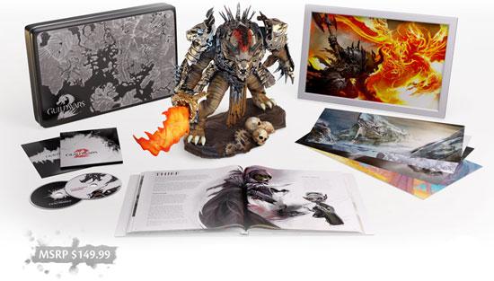 Guild Wars 2 Collector Edition