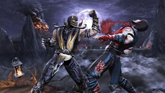 Дата релиза Mortal Kombat на PS Vita