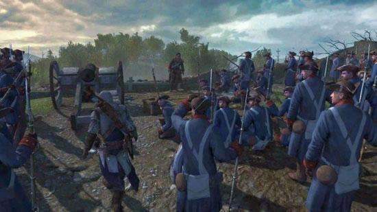 Неофициальные скриншоты Assassin's Creed III