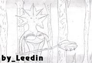 Работа пользователя by_Leedin