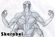 Работа пользователя Skarabei