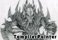 Работа пользователя TamplierPainter