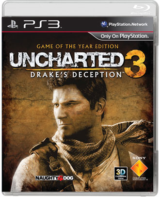 Uncharted 3: Drake's Deception GOTY Edition