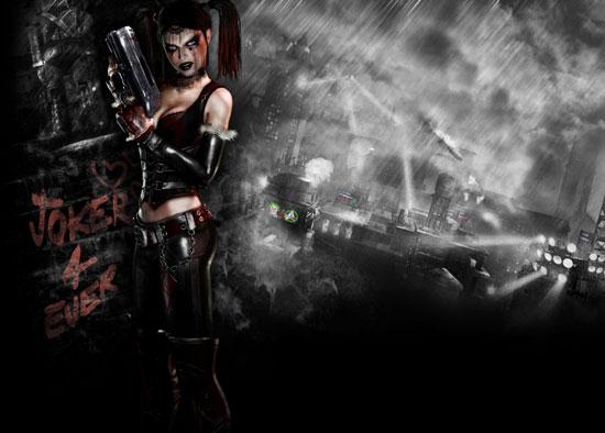 Названа дата релиза Harley Quinn's Revenge