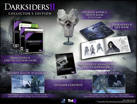 Darksiders II Collector's Edition