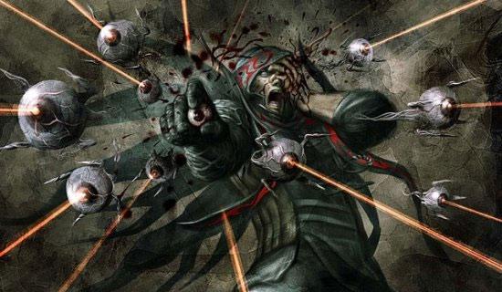 Soul Sacrifice – новая игра для PS Vita