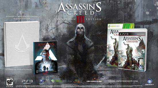 Assassin's Creed III UbiWorkshop Edition