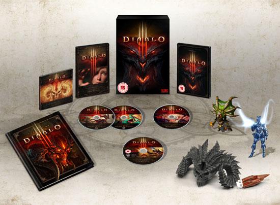 Коллекционное издание Diablo 3