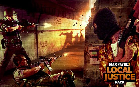 Дата выхода Local Justice DLC для Max Payne 3
