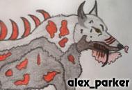 Работа пользователя alex_parker