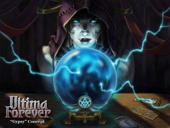 Концепт-арт Ultima Forever