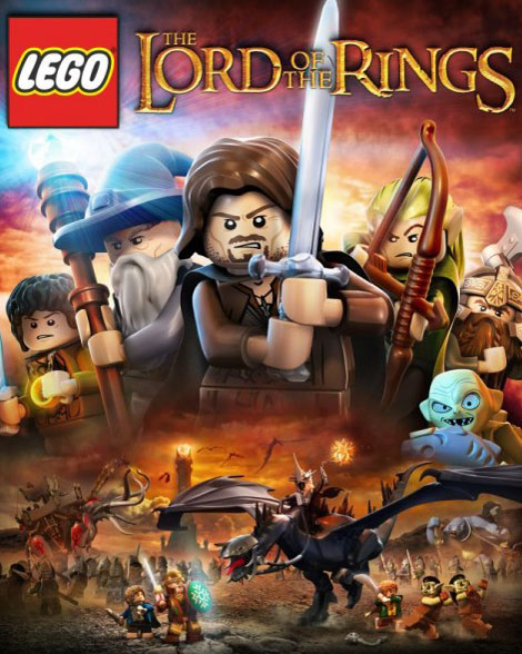 Обложка LEGO:Lord of the Rings