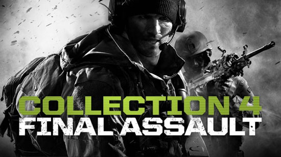 DLC Collection 4: Final Assault