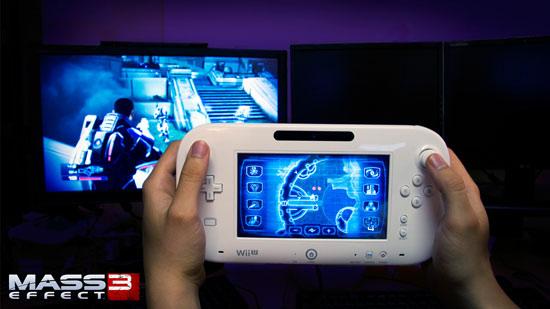 Mass Effect 3 на WiiU