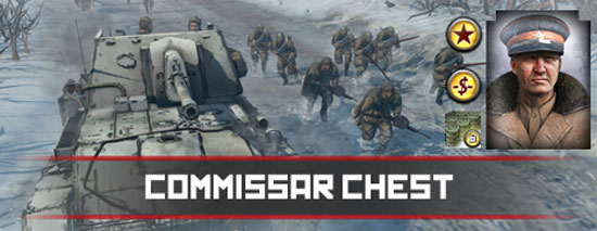 Company of Heroes 2 Commissar Chest