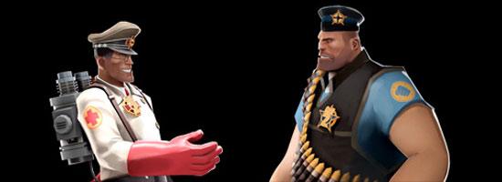 Эксклюзивные бонусы для Team Fortress 2.