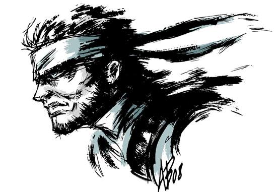 Героем фильма по Metal Gear станет Солид Снейк