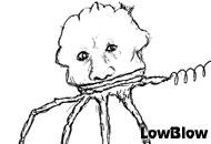 Работа пользователя LowBlow