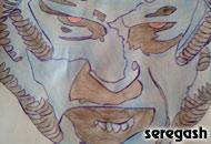 Работа пользователя seregash