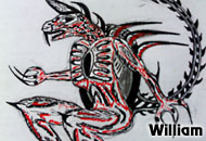 Работа пользователя William