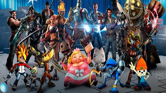 Список всех бойцов All-Stars: Battle Royale