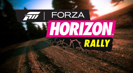 «Forza Horizon Rally»