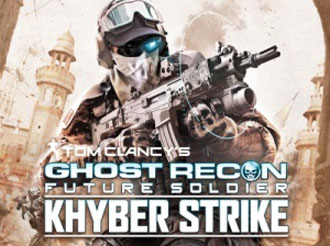 Khyber Strike – новый DLC для Ghost Recon: Future Soldier