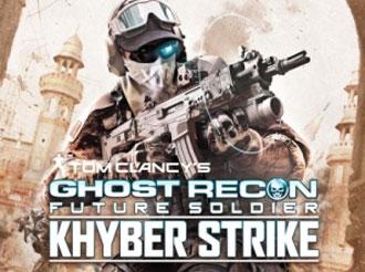 Khyber Strike – новый DLC для Ghost Recon: Future Soldier