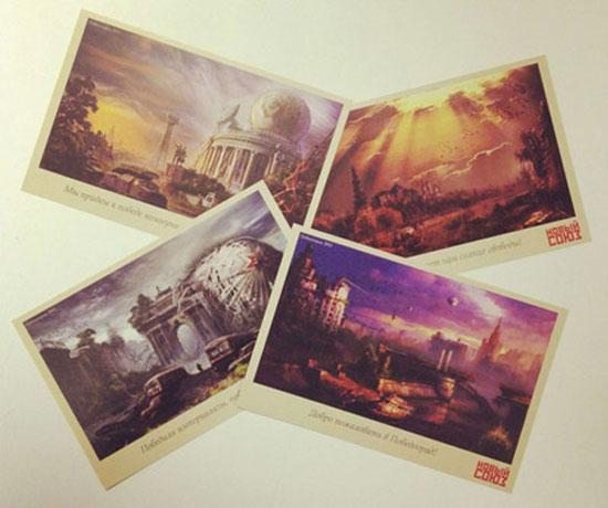 Коллекционные открытки