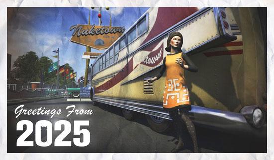 Первое изображение Nuketown 2025 из Black Ops 2