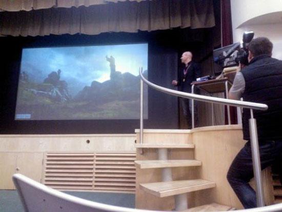 Dragon Age 3 – первое пре-продакшн изображение
