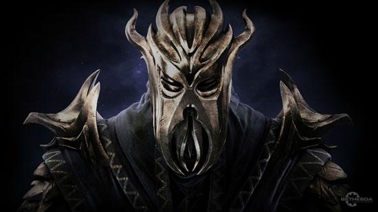 Тизер-арт нового DLC к Skyrim