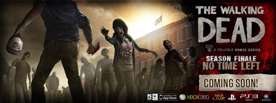 Дата релиза пятого эпизода The Walking Dead