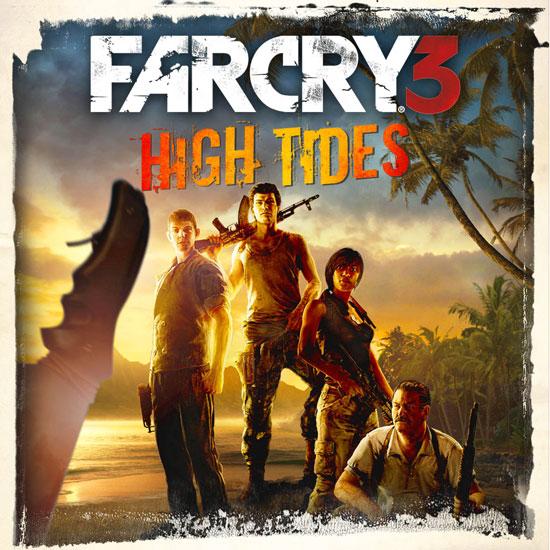 Far Cry 3 – анонс кооперативного DLC для PS3