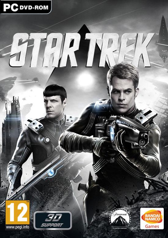 Обложка Star Trek: The Game