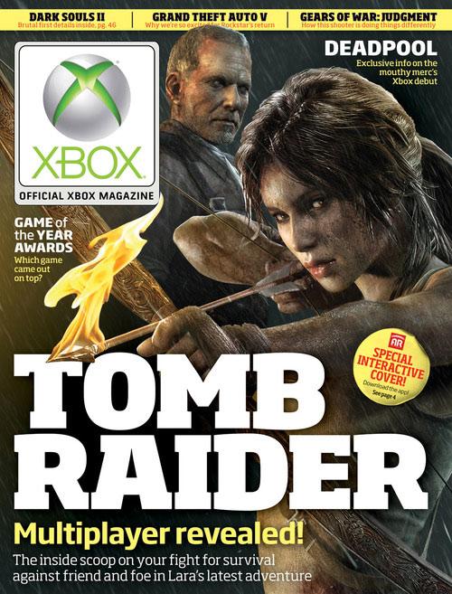 Мультиплеер в Tomb Rider подтвержден официально